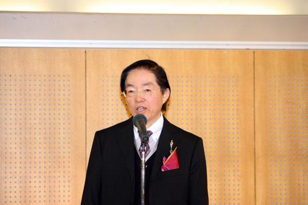 20131225_2医療法人健身会の周東寛理事長