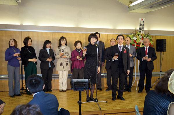 20131225_5埼玉台湾総会の役員と林月理会長