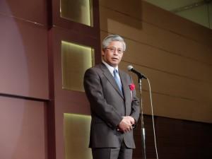台北経済文化代表処陳副代表のご挨拶
