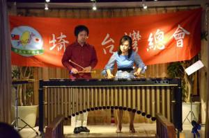 世界的に活躍される野田愛さん&金丸寛さんによるマリンバ演奏