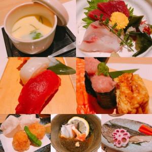 がってん寿司大宮店の料理
