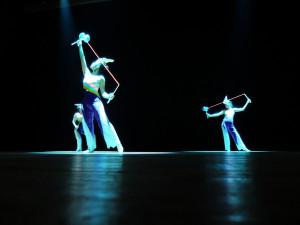 舞鈴劇場のパフォーマンス1