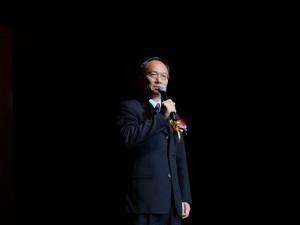 台湾からいらした呉新興僑務委員長