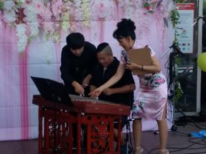 楊琴の演奏体験